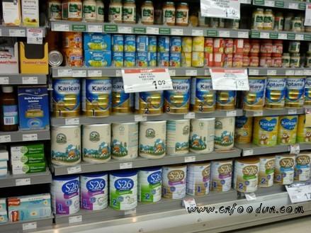食药总局新规严控婴幼儿奶粉质量 奶粉不得贴牌分装