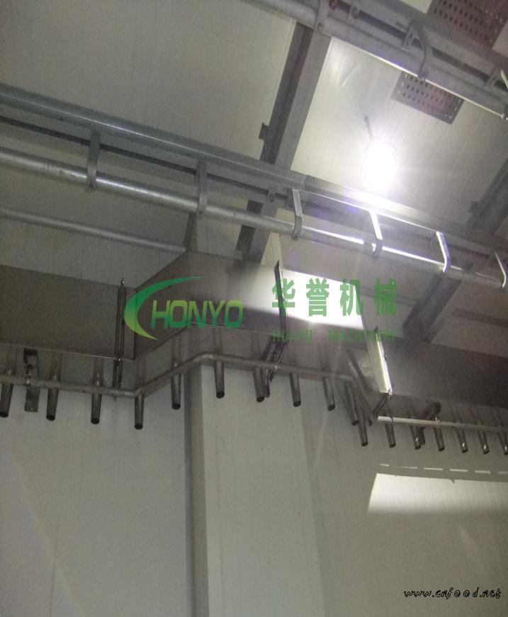 低温高湿解冻机1