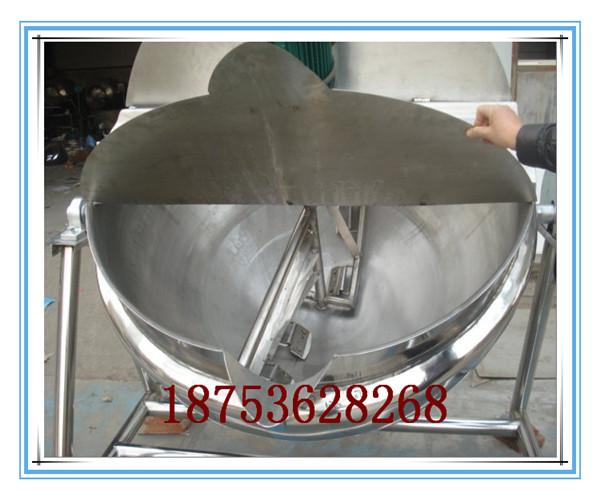 夹层锅图片2