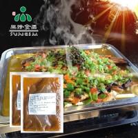 安徽三珍食品青花椒味酱汁烤鱼酱  厂家直销