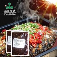 供应安徽三珍食品香辣味烤鱼酱汁 厂家直销