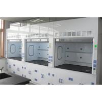 实验室通风系统-智能通风柜PP酸碱通风厨|防腐蚀