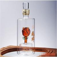 工艺酒瓶 玻璃工艺酒瓶