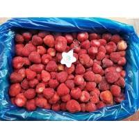 供应鲜果速冻美十三草莓果饮果酱餐饮批量出售