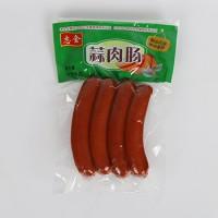 食品公司招志金香脆肠县级代理商和网络销售商