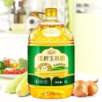 福益德压榨玉米油5L