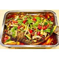 重庆万州烤鱼底料-厂家定制批发-代加工-贴牌BL1608
