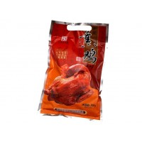 供应熏鸡彩印镀铝包装袋高温蒸煮袋