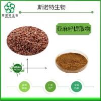 亚麻籽纤维素  亚麻籽膳食纤维厂家包邮斯诺特供应
