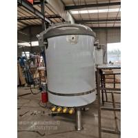 供用大容量粽子蒸煮锅 地面嵌入式粽子锅 热水循环煮粽子锅
