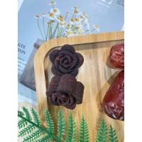 块状红糖姜茶代加工 玫瑰花状黑糖姜茶贴牌定制
