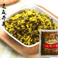 北京墨兰家下饭菜酱腌菜芝麻芥菜厂家生产厂家