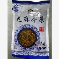 云南省墨兰家下饭菜酱腌菜梅干菜袋装生产厂家